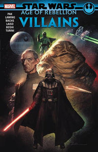 Star Wars Age Of Rebellion (Paperback) Villains Graphic Novels published by Marvel Comics