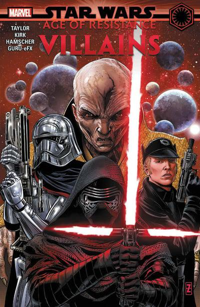 Star Wars Age Of Resistance (Paperback) Villains Graphic Novels published by Marvel Comics