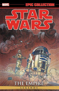 Star Wars Legends Epic Collection Empire (Paperback) Vol 05 Graphic Novels published by Marvel Comics