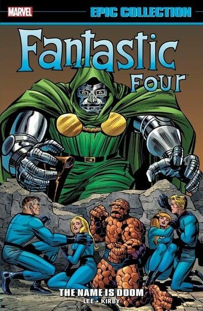 Fantastic Four Epic Collection (Paperback) Name Is Doom Graphic Novels published by Marvel Comics