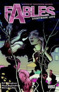 Fables (Paperback) Vol 03 Storybook Love (Mature) Graphic Novels published by Dc Comics