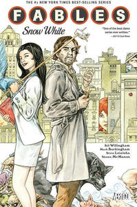 Fables (Paperback) Vol 19 Snow White (Mature) Graphic Novels published by Dc Comics