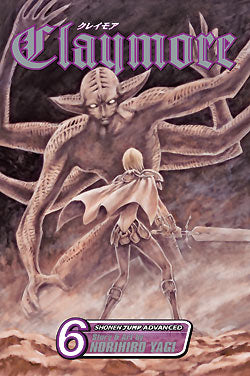 Claymore Gn Vol 06 Manga published by Viz Media Llc