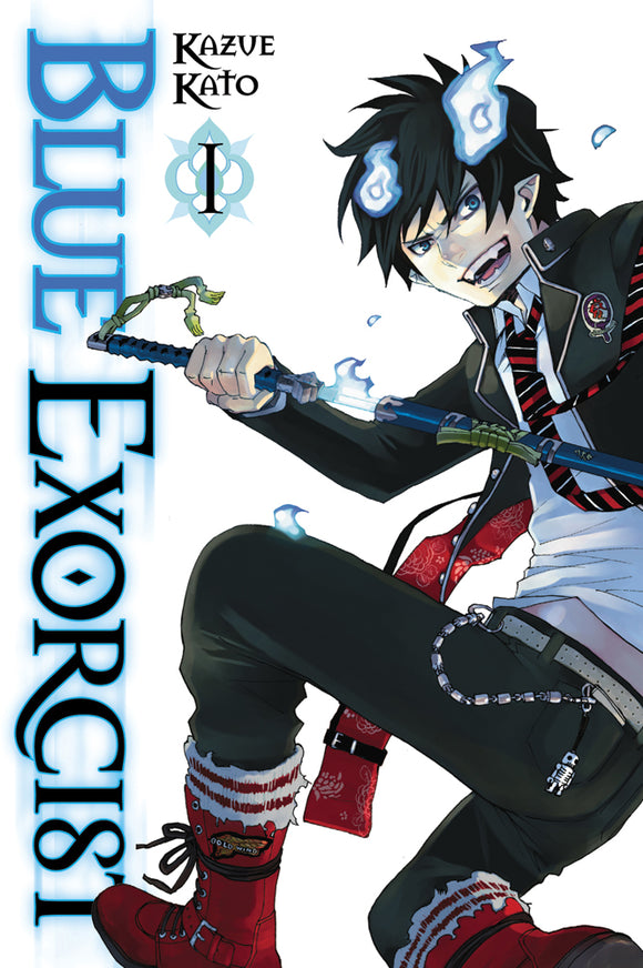 Blue Exorcist Gn Vol 01 Manga published by Viz Media Llc
