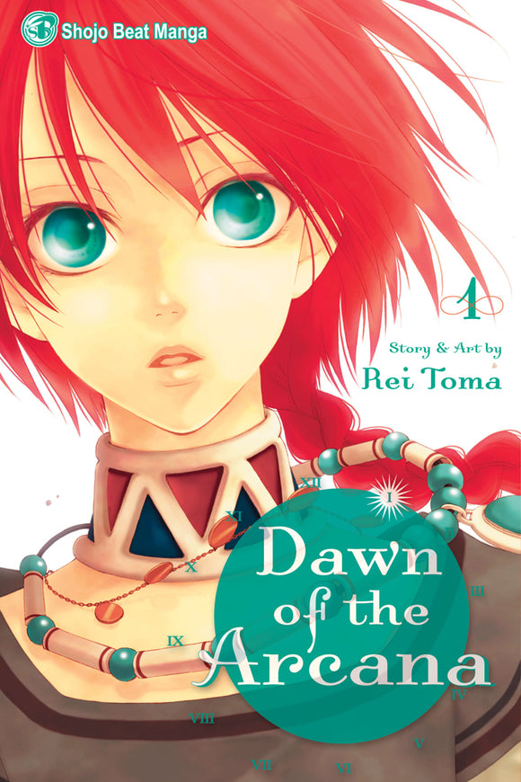 Dawn Of The Arcana Gn Vol 01 Manga published by Viz Media Llc
