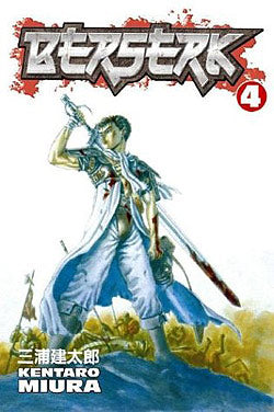 Berserk (Paperback) Vol 04 (Mature) Manga published by Dark Horse Comics