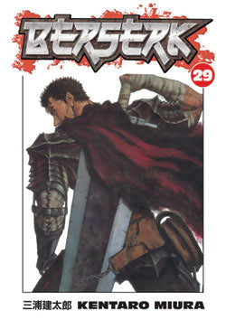 Berserk (Paperback) Vol 29 (Mature) Manga published by Dark Horse Comics