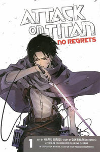 Attack On Titan No Regrets Gn Vol 01 Manga published by Kodansha Comics