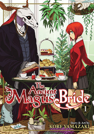 Ancient Magus Bride (Manga) Vol 01 Manga published by Seven Seas Entertainment Llc