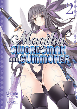 Magika Swordsman & Summoner Gn Vol 02 (Mature) Manga published by Seven Seas Entertainment Llc