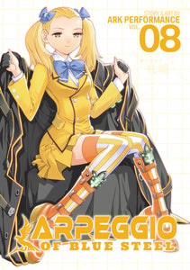 Arpeggio Of Blue Steel Gn Vol 08 Manga published by Seven Seas Entertainment Llc