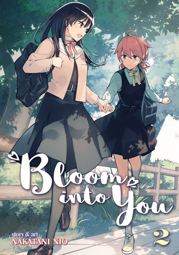 Bloom Into You Gn Vol 02 Manga published by Seven Seas Entertainment Llc