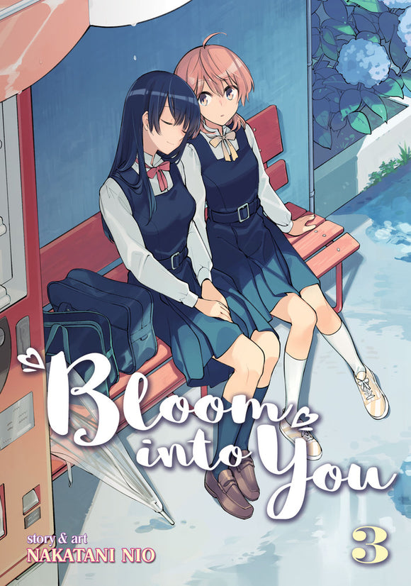 Bloom Into You Gn Vol 03 Manga published by Seven Seas Entertainment Llc