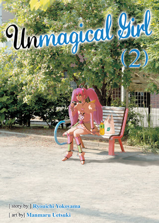 Unmagical Girl Gn Vol 02 Manga published by Seven Seas Entertainment Llc