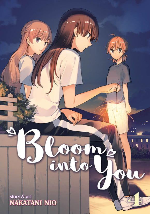 Bloom Into You Gn Vol 04 Manga published by Seven Seas Entertainment Llc