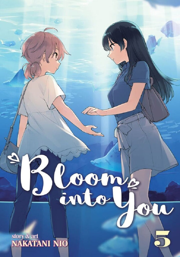 Bloom Into You Gn Vol 05 Manga published by Seven Seas Entertainment Llc
