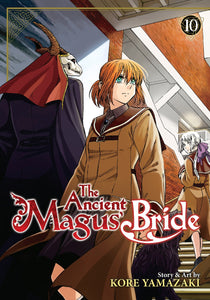 Ancient Magus Bride Gn Vol 10 Manga published by Seven Seas Entertainment Llc