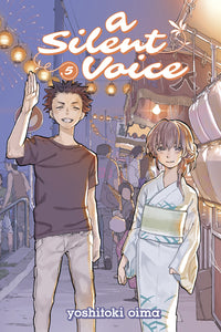 Silent Voice Gn Vol 05 Manga published by Kodansha Comics