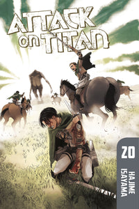 Attack On Titan Gn Vol 20 Manga published by Kodansha Comics