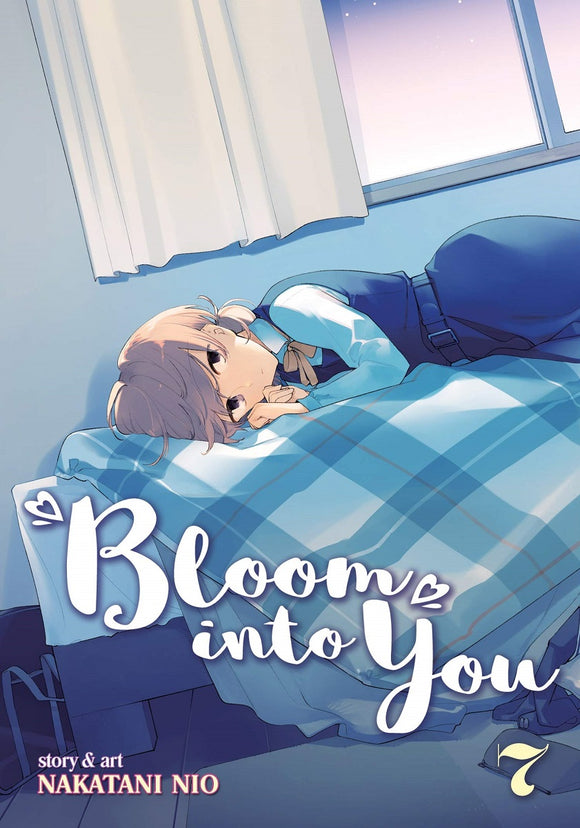 Bloom Into You Gn Vol 07 Manga published by Seven Seas Entertainment Llc