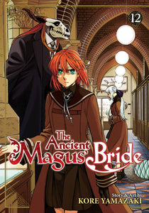 Ancient Magus Bride Gn Vol 12 Manga published by Seven Seas Entertainment Llc