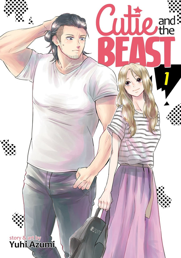 Cutie & Beast Gn Vol 01 Manga published by Seven Seas Entertainment Llc