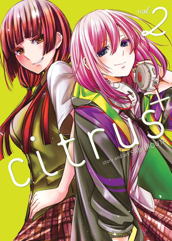 Citrus Plus Gn Vol 02 (Mature) Manga published by Seven Seas Entertainment Llc