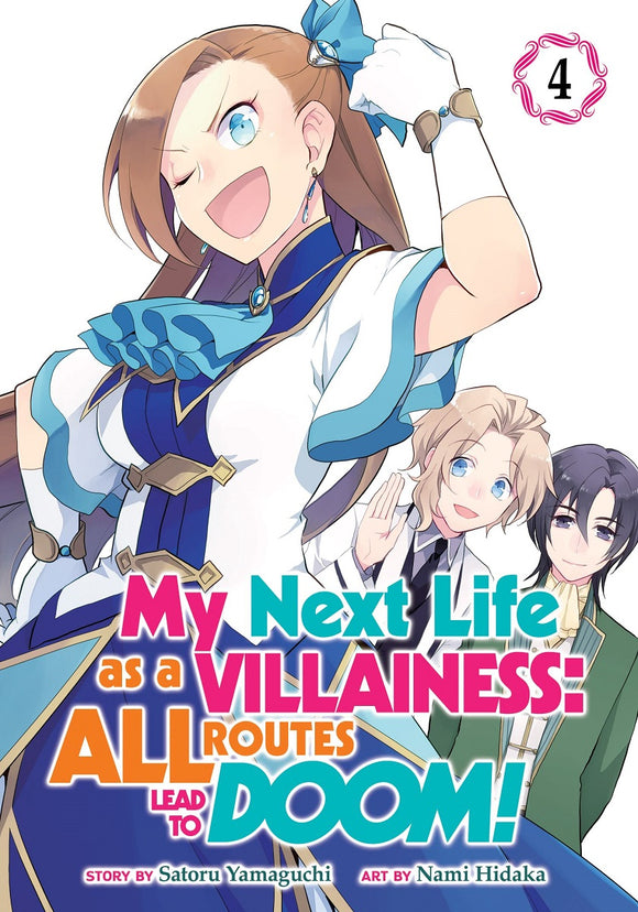 My Next Life As A Villainess Gn Vol 04 Manga published by Seven Seas Entertainment Llc