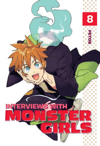 Interviews With Monster Girls Gn Vol 08 Manga published by Kodansha Comics
