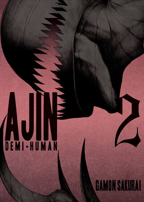 Ajin Demi-Human Gn Vol 02 Manga published by Vertical Comics