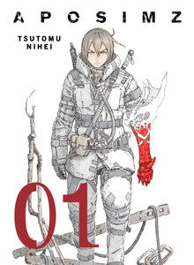 Aposimz Gn Vol 01 Manga published by Vertical Comics