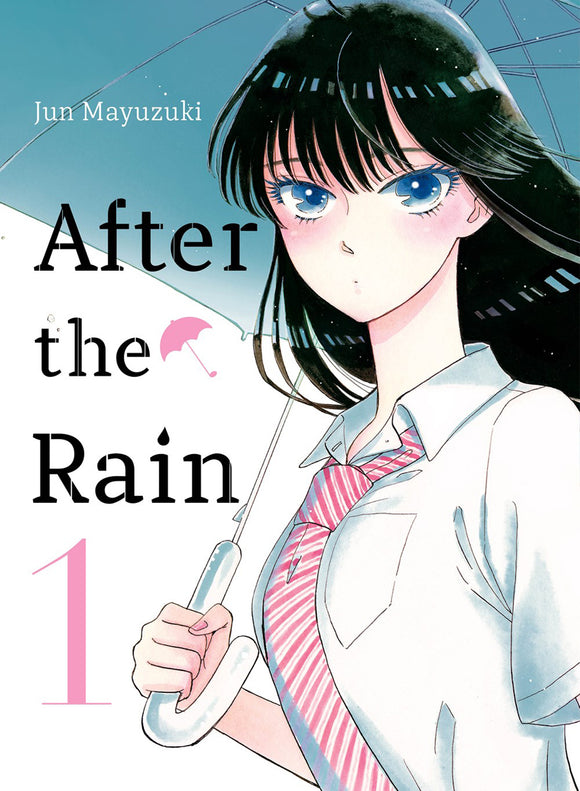 After The Rain Gn Vol 01 Manga published by Vertical Comics