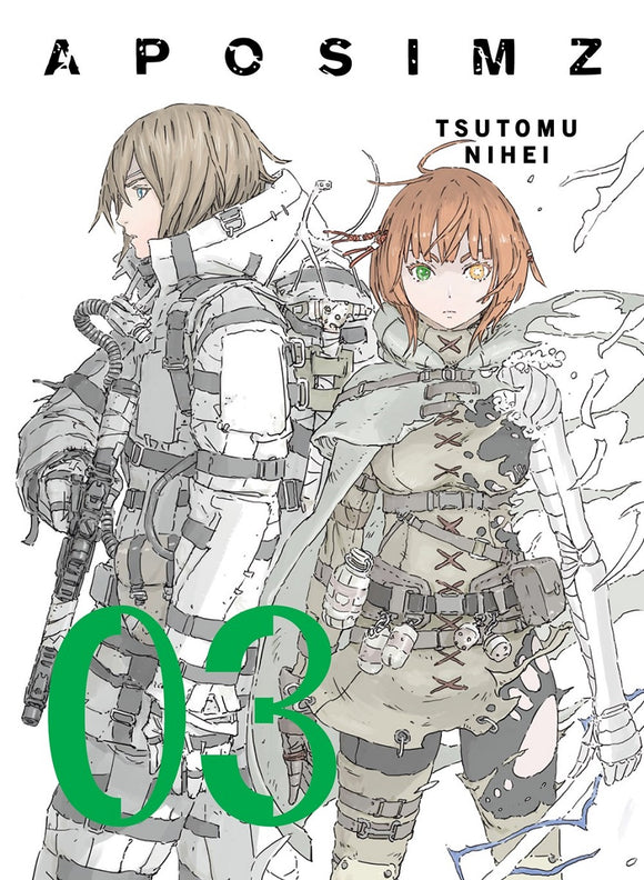 Aposimz Gn Vol 03 Manga published by Vertical Comics
