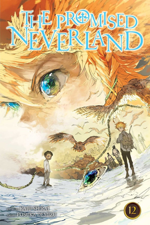 Promised Neverland Gn Vol 12 Manga published by Viz Media Llc