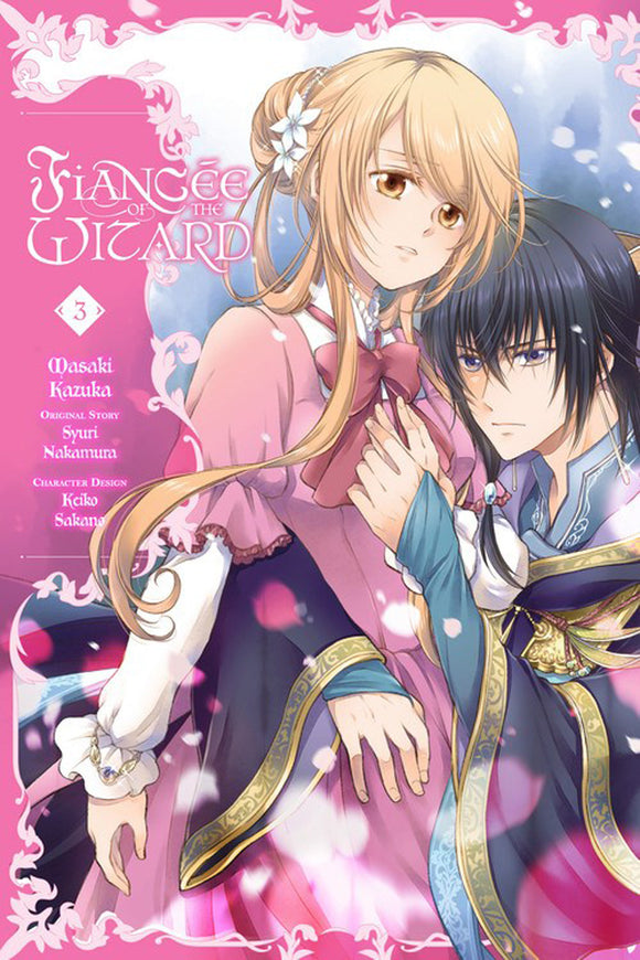 Fiancee Of The Wizard Gn Vol 03 Manga published by Yen Press