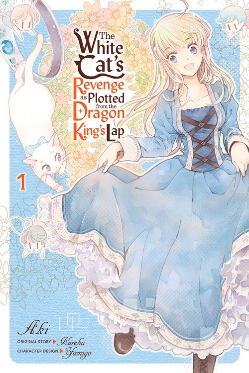 White Cats Revenge Plotted Dragon Kings Lap Gn Vol 01 Manga published by Yen Press