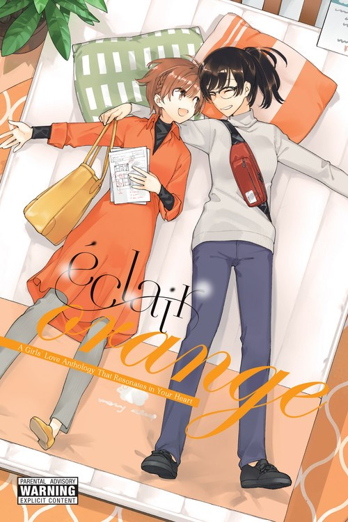 Eclair Orange Gn Girls Love Yuri Anthology (Mature) Manga published by Yen Press