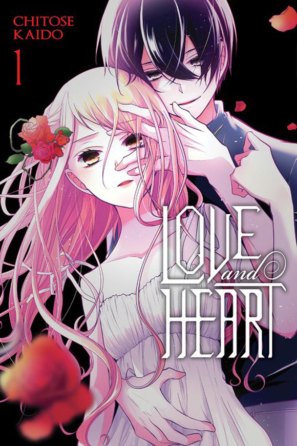 Love & Heart Gn Vol 01 Manga published by Yen Press