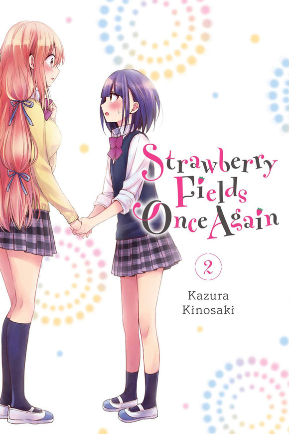 Strawberry Fields Once Again Gn Vol 02 Manga published by Yen Press