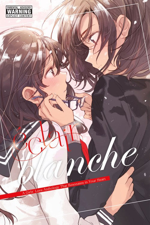 Eclair Blanche Resonates Heart Gn Girls Love Yuri Anthology Manga published by Yen Press