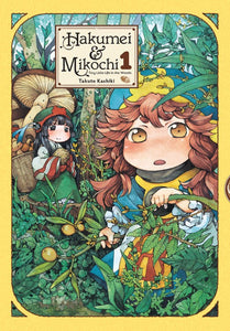 Hakumei & Mikochi Gn Vol 01 Manga published by Yen Press