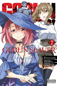 Goblin Slayer Gn Vol 07 (Mature) Manga published by Yen Press