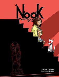 Nook (Hardcover) Graphic Novels published by Village Comics