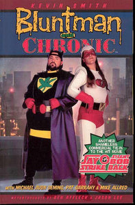 Bluntman & Chronic Gn Graphic Novels published by Image Comics