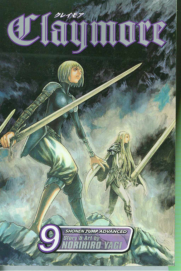 Claymore Gn Vol 09 Manga published by Viz Media Llc
