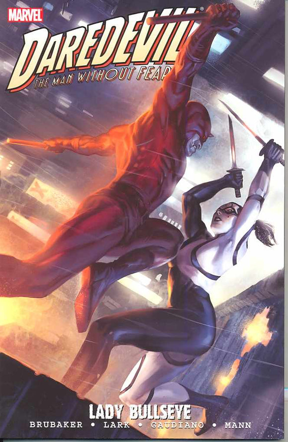 Daredevil (Paperback) Lady Bullseye Graphic Novels published by Marvel Comics