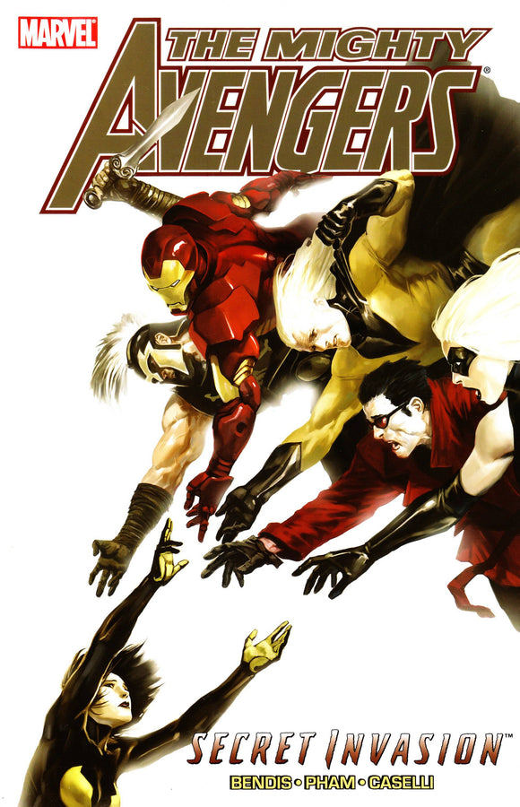 Mighty Avengers (Paperback) Vol 04 Secret Invasion Book 02 Graphic Novels published by Marvel Comics