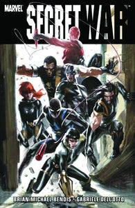 Secret War (Paperback) Graphic Novels published by Marvel Comics