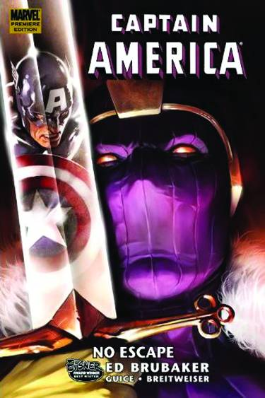 Captain America Prem (Hardcover) No Escape Graphic Novels published by Marvel Comics