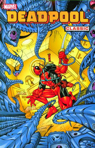 Deadpool Classic (Paperback) Vol 04 Graphic Novels published by Marvel Comics